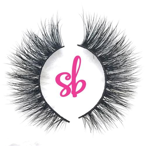 Amoure 3D mink Lashes