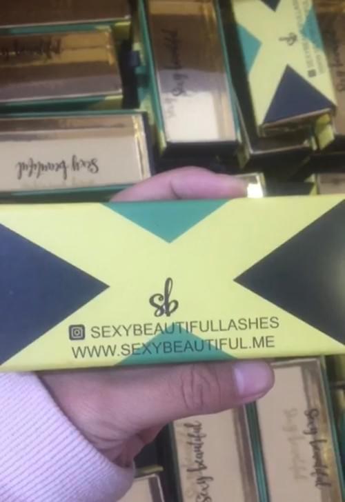 Jamaica 3D Mink Lashes *Just Arrived*
