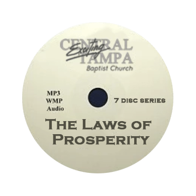 Sermon Sermon Series - The Laws of Prosperity