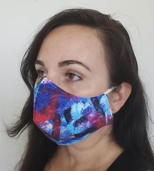 Face Mask - Love