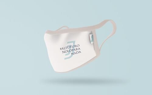 PACK mascarilla + polo + pulsera + diploma físico