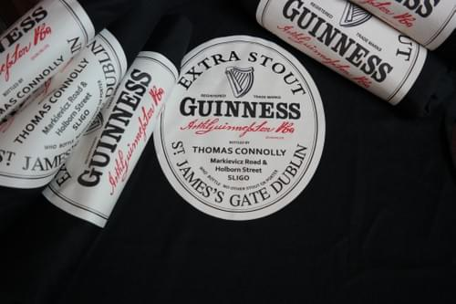 Thomas Connolly branded tee (Multiple Designs)