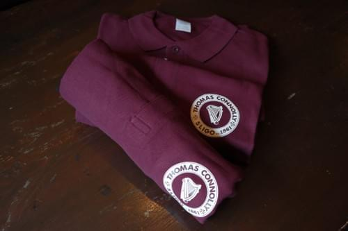 Thomas Connolly Branded Polo Shirts