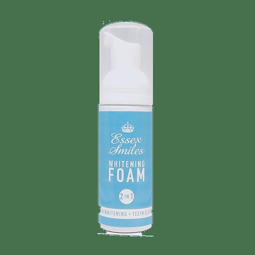 Teeth Whitening Foam 2in1