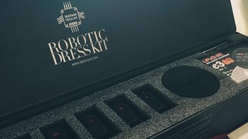 Robotic Dress Kit