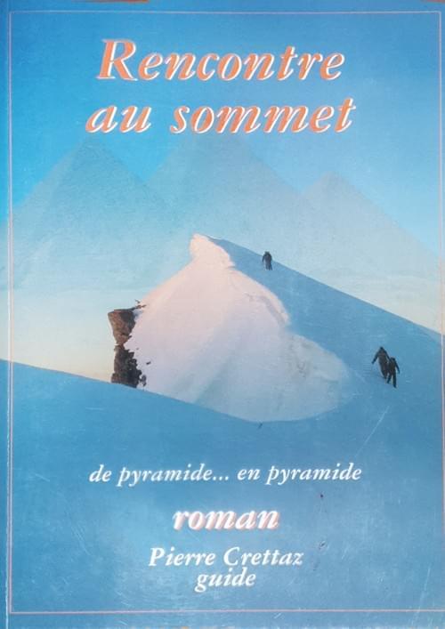 """ROMAN """"RENCONTRE AU SOMMET"""""""