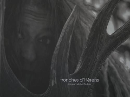 """LIVRE D'ART """"TRONCHES D'HERENS"""" NUMÉROTÉ"""