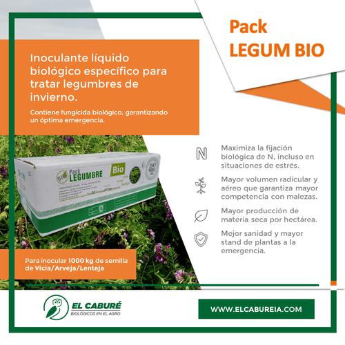 Pack Legum Bio