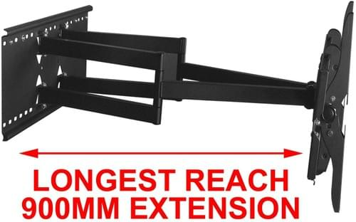 """Huge Double Arm Mount for 40"""" - 75"""""""