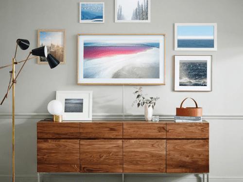 "Samsung The Frame Art Model TV, 65"", Ultra HD Certified"
