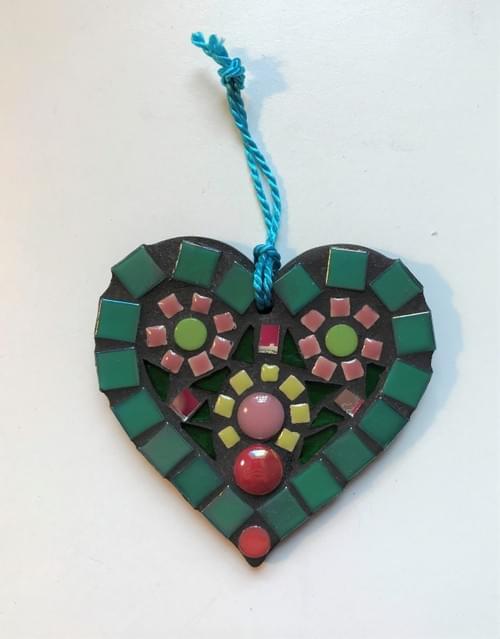 Thank you Mosaic Heart 2