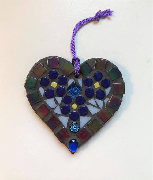 Thank you Mosaic Heart