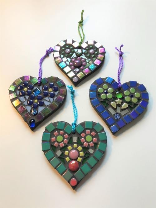 Thank you Mosaic Heart 4