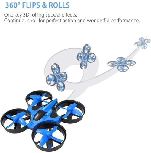 Mini Drone for Kids Boys Girls, RC Quadcopter UFO Remote Control Helicopter