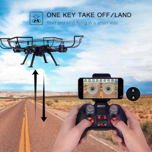 720P HD Drone with Camera for Adults Beginners Kids