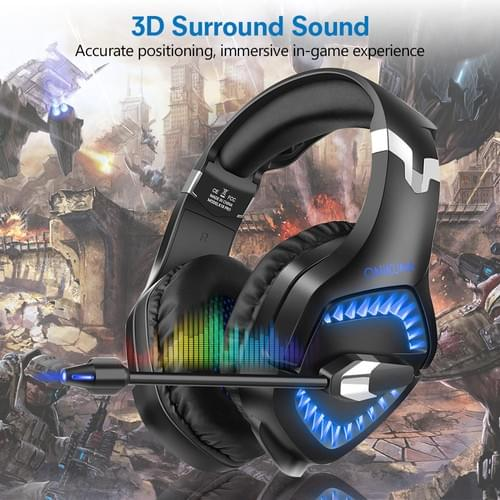Gaming Headset for Nintendo Switch PS4 Xbox One