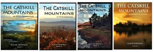 The Northern Catskills in Photographs Bundle (4 books)
