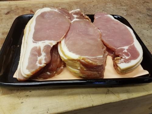 Smoke Back Bacon x 1 lb