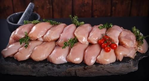tub chicken fillets