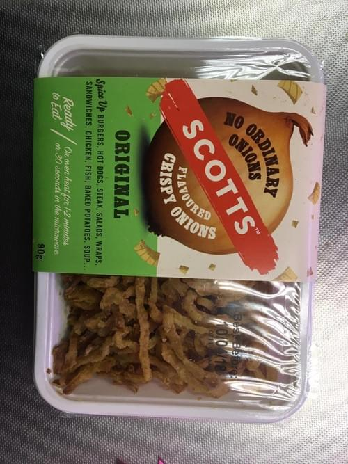 Tobacco Onions