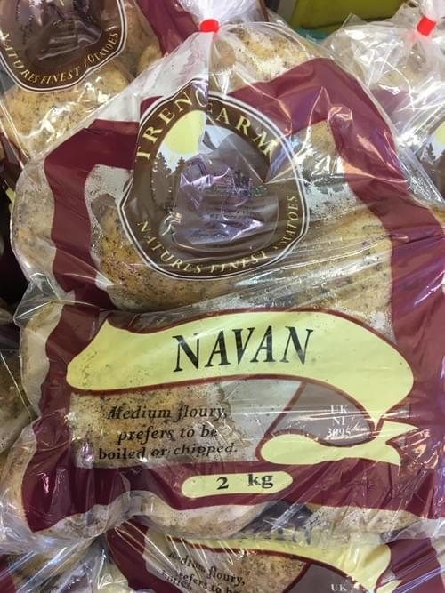 Navans Potatoes