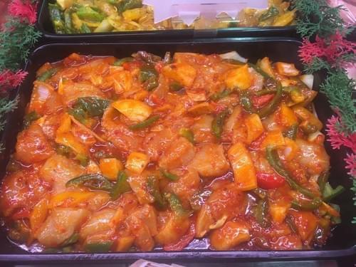Honey Chilli Chicken Stir Fry x 1 lb