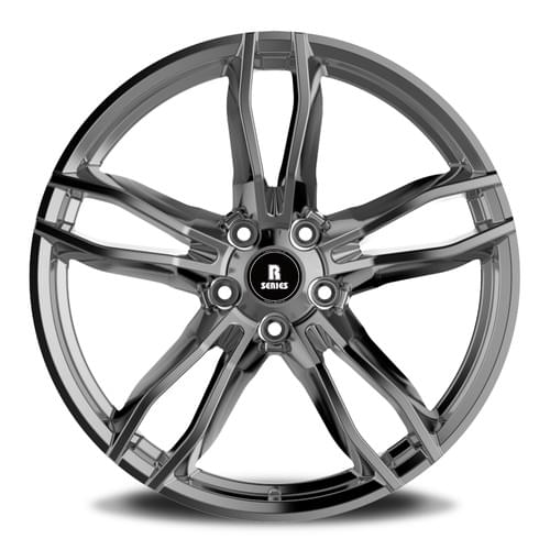 RHN-F1 R-SERIES HF SHADOW CHROME 20INCH