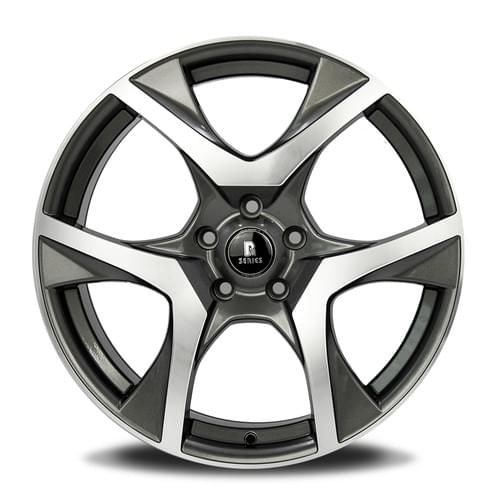 RHN-VF2 R-SERIES HF MACHINED FACE GUNMETAL 20INCH