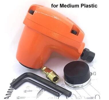 Rhino Hammer with medium hard plastic hammer tips