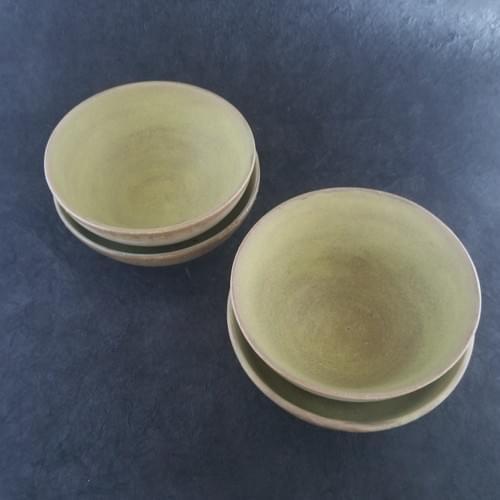 Green Ramen Bowls
