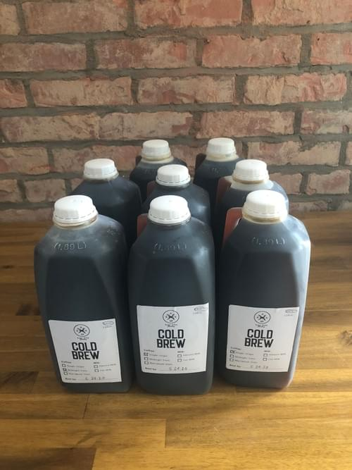 Black Acres Cold Brew for Six Months