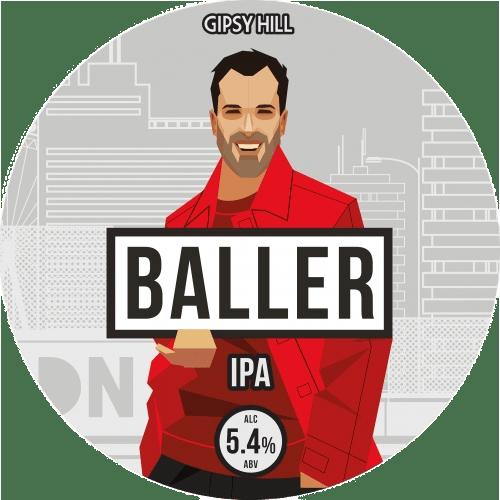 Gipsy Hill Baller IPA