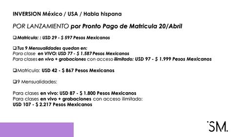 ASESOR de IMAGEN  online  -  Paraguay - Mexico - USA