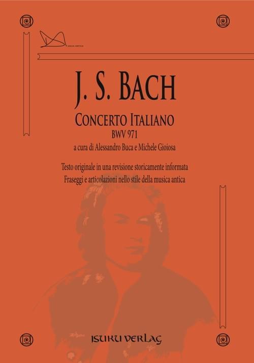 J. S. Bach – Concerto italiano