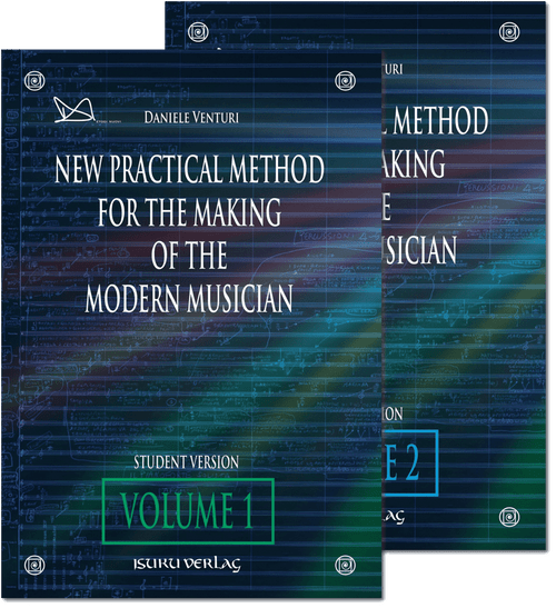 New practical method for the making of the modern musician STUDENT VERSION