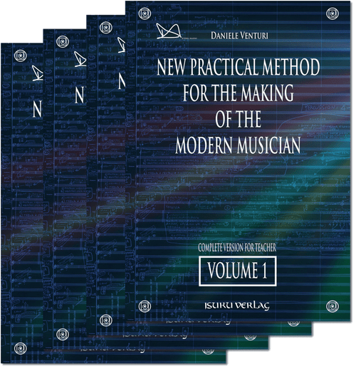 New practical method for the making of the modern musician TEACHER VERSION