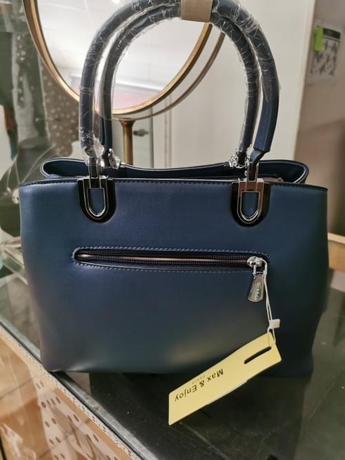 sac bleu marine neuf