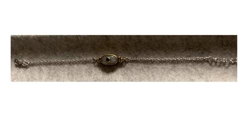 bracelet argent 925 et Lapis Lazuli  CANYON