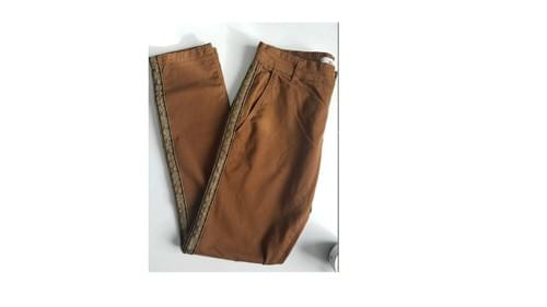 pantalon camel Kezy neuf & étiqueté 36