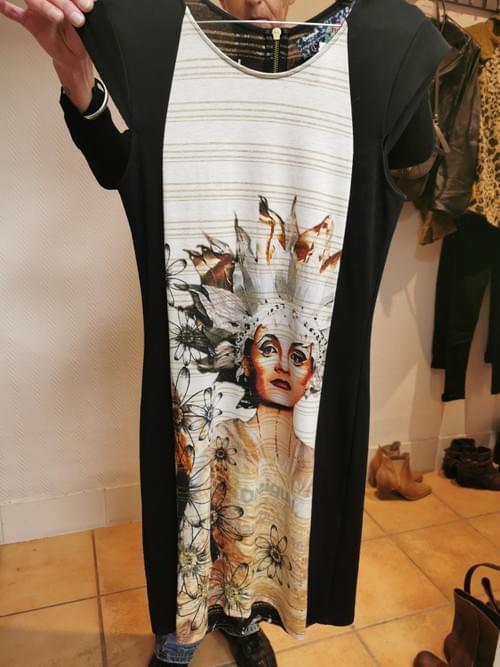 robe desigual Taille L