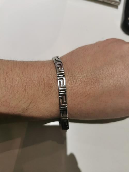 bracelet argent 925 Grèce