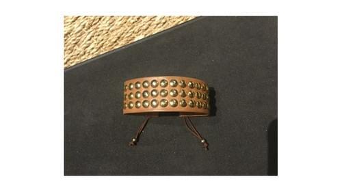 Bracelet cuir Shabada