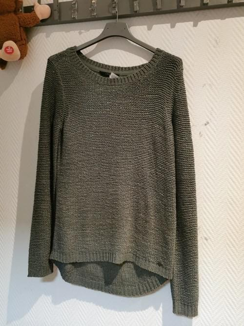 pull kaki ONLY Taille 36