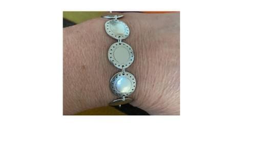 Bracelet Shabada cordon