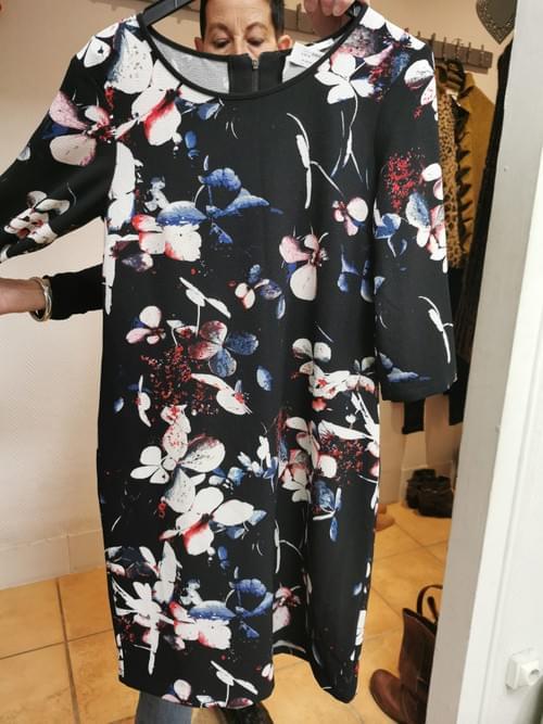 robe diane laury T42
