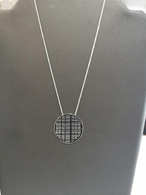 collier géometrique Victoria