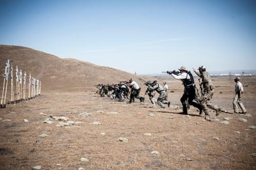 LE Rifle Fighting, May 16, 2020