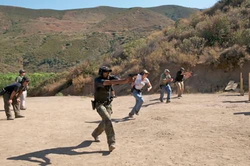 Next Level Pistol Fighting: Saturday, October 16, 2021