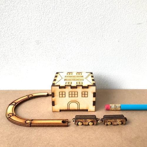 Tiny Tracks - Small Set