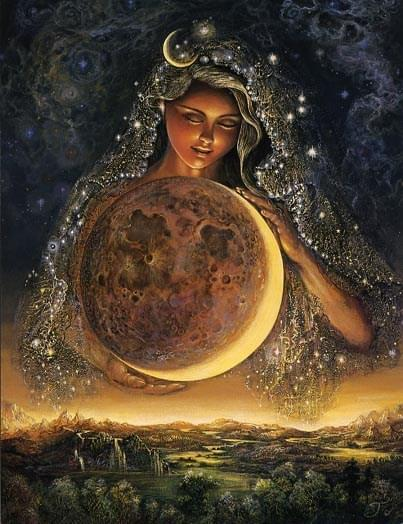 Full Moon in Libra Ritual
